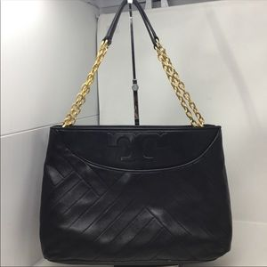 TORI BURCH LEATHER BAG